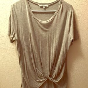 Tops - Knotted Tee